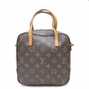 Louis Vuitton Spontini monogram canvas bag